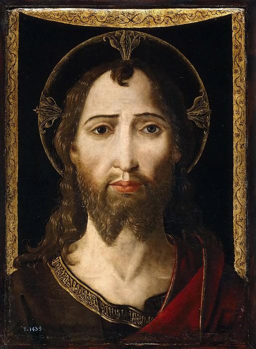 San Leocadio, Paolo de -- El Salvador. Part 5 Prado Museum