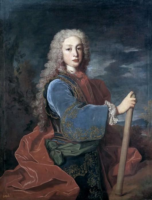 Ranc, Jean -- Luis I, rey de España. Part 5 Prado Museum