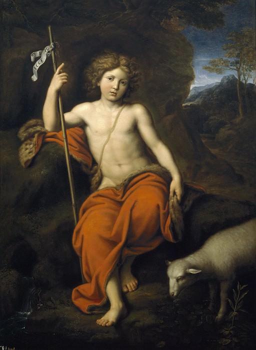 Mignard, Pierre -- San Juan Bautista. Part 5 Prado Museum