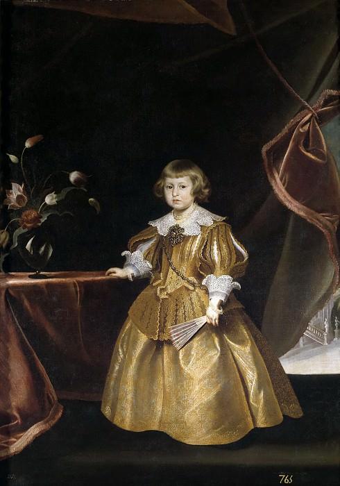 Лейкс, Франс -- Портрет принцессы. часть 5 Музей Прадо