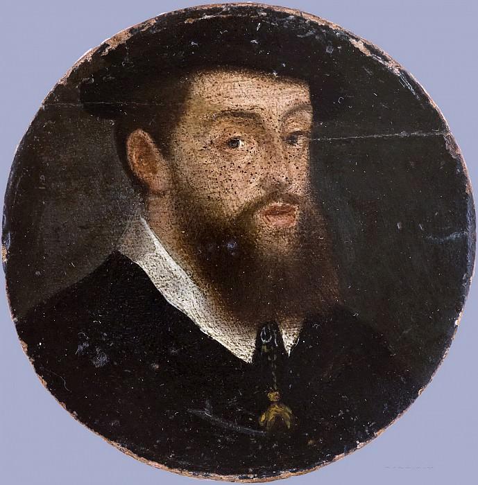 Anónimo -- El emperador Carlos V. Part 5 Prado Museum