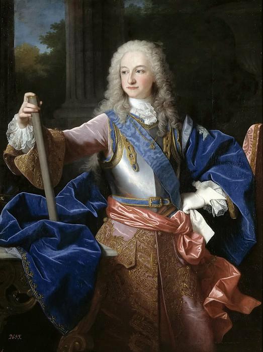 Ранк, Жан -- Луи де Бурбон Савойский, принц Астурийский (будущий Людовик I Испанский). часть 5 Музей Прадо