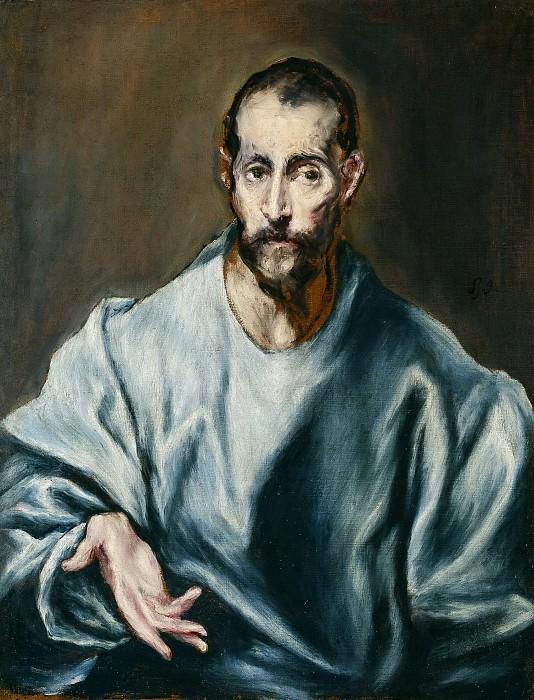 Santiago. El Greco (y taller)