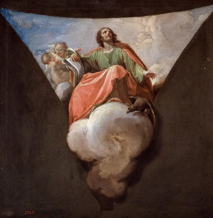 Байеу и Субиас, Франсиско -- Иоанн Богослов. часть 5 Музей Прадо