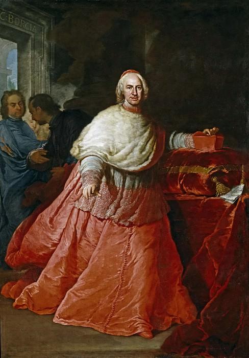 Procaccini, Andrea -- El cardenal Borja. Part 5 Prado Museum