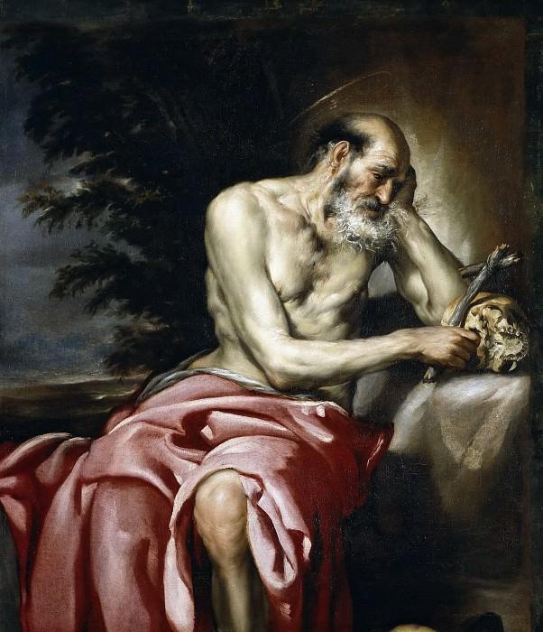 Polo, Diego -- San Jerónimo penitente. Part 5 Prado Museum