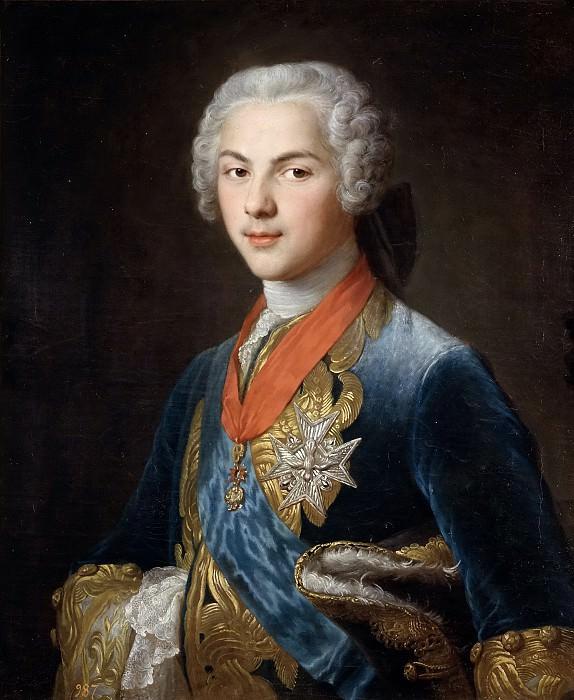Друэ, Юбер -- Дофин Людовик, сын Людовика XV. часть 5 Музей Прадо