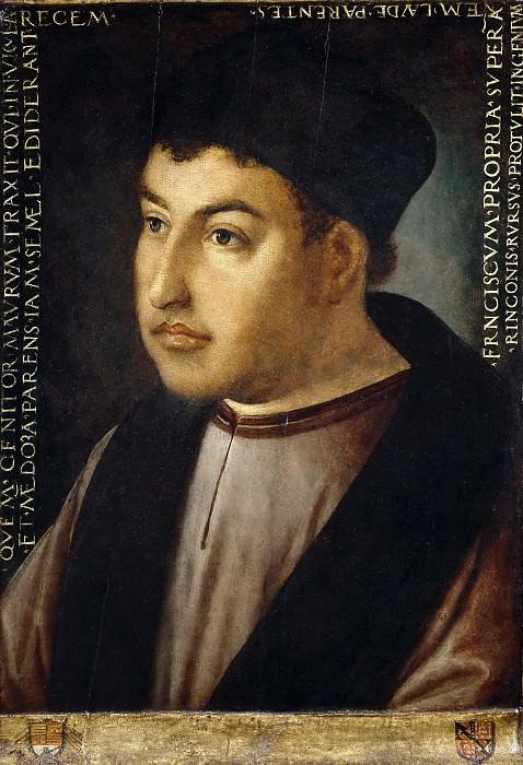 Rincón, Fernando del -- Francisco Fernández de Córdoba y Mendoza. Part 5 Prado Museum