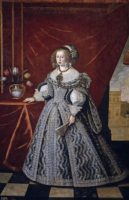 Luycks, Frans -- Mariana de Austria. Part 5 Prado Museum