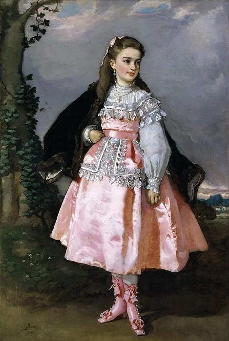 Росалес Гальина, Эдуардо -- Консепсьон Серрано, будущая графиня Сантовенья. часть 5 Музей Прадо