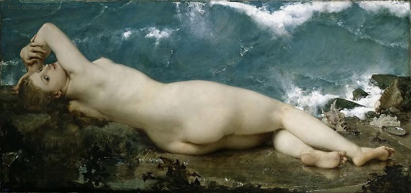 Baudry, Paul -- La perla y la ola. Part 5 Prado Museum