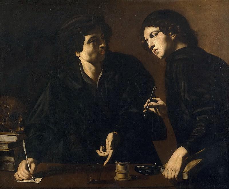 Caracciolo, Gian Battista -- Los santos médicos Cosme y Damián. Part 5 Prado Museum