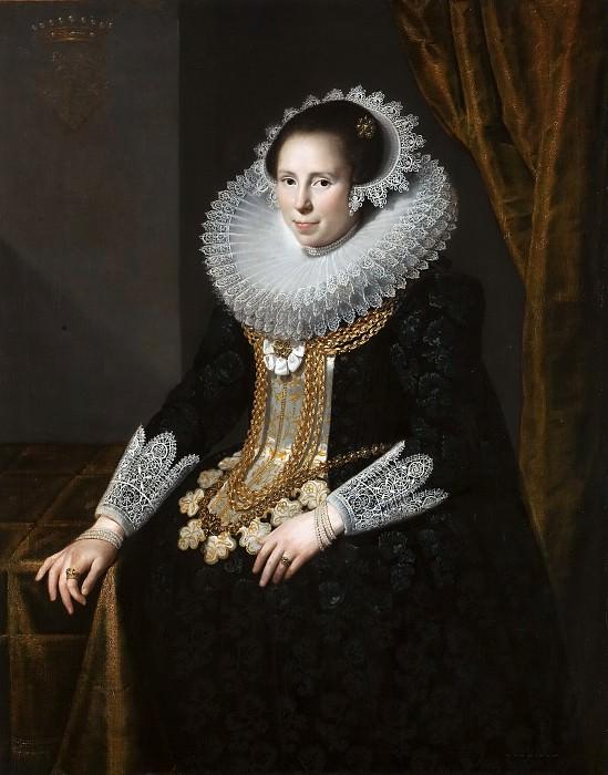 Moreelse, Paulus -- Johanna Martens. Part 5 Prado Museum