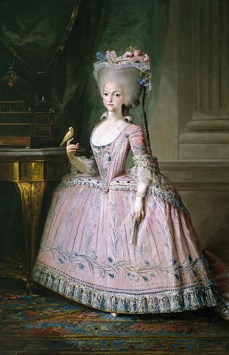 Маэлья, Мариано Сальвадор -- Карлота Хоакина, инфанта Испании, королева Португалии. часть 5 Музей Прадо