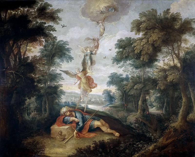 Франкен, Франс II -- Лестница Иакова. часть 5 Музей Прадо