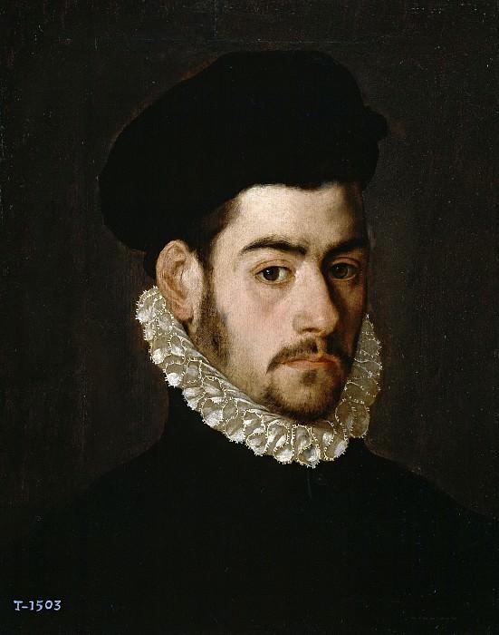 Sánchez Coello, Alonso -- Autorretrato (¿?). Part 5 Prado Museum
