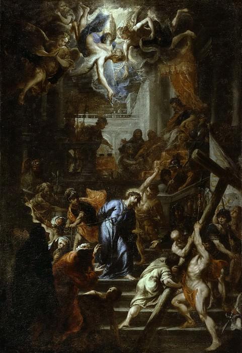 Ruiz González, Pedro -- Cristo en el Pretorio. Part 5 Prado Museum