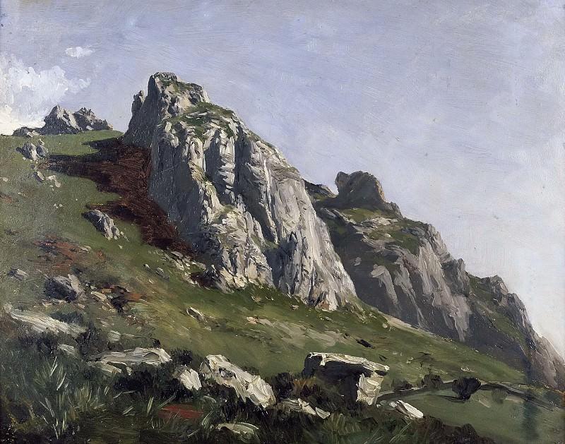 Хаэс, Карлос де -- Пикос де Эуропа. часть 5 Музей Прадо