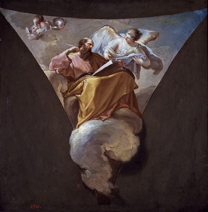 Bayeu y Subías, Francisco -- San Mateo. Part 5 Prado Museum