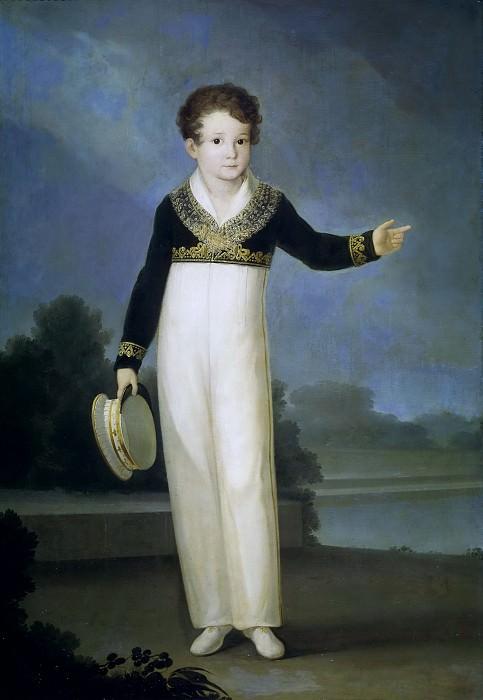Esteve y Marqués, Agustín -- Mariano San Juan y Pinedo, futuro conde consorte de la Cimera. Part 5 Prado Museum