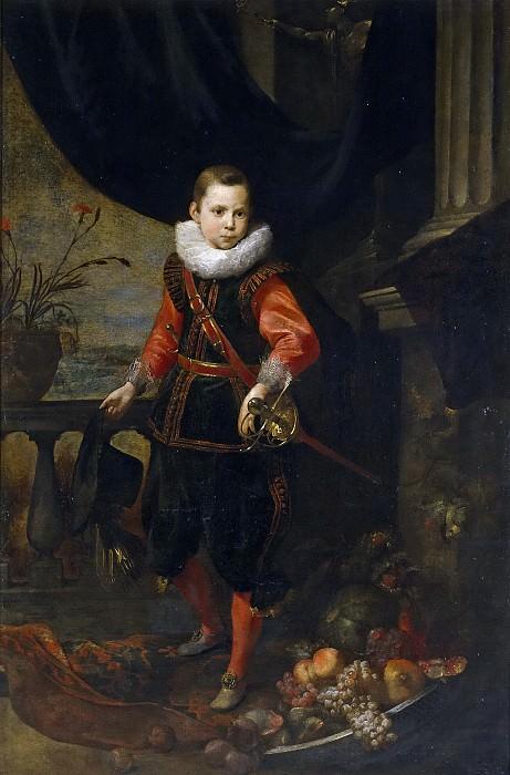 Рос, Ян I (1591 Антверпен - 1638 Генуя) -- Портрет юноши. часть 5 Музей Прадо