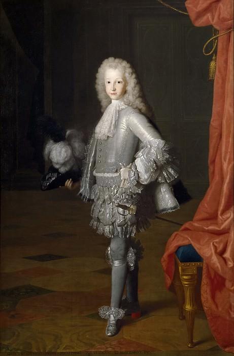 Уасс, Мишель Анж -- Людовик I, принц Астурийский. часть 5 Музей Прадо