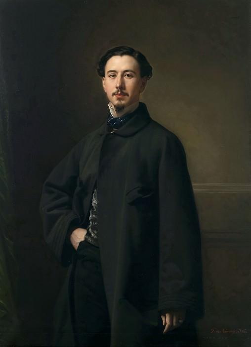 Madrazo y Kuntz, Federico de -- Jaime Girona y Agrafel. Part 5 Prado Museum