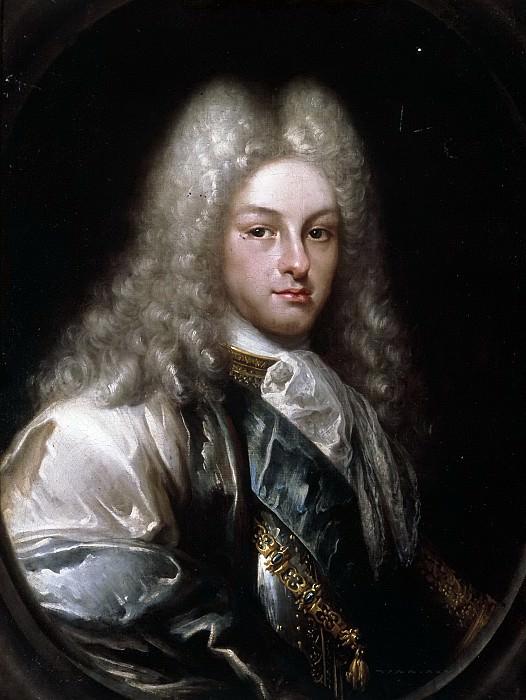 Meléndez, Miguel Jacinto -- Felipe V, rey de España. Part 5 Prado Museum