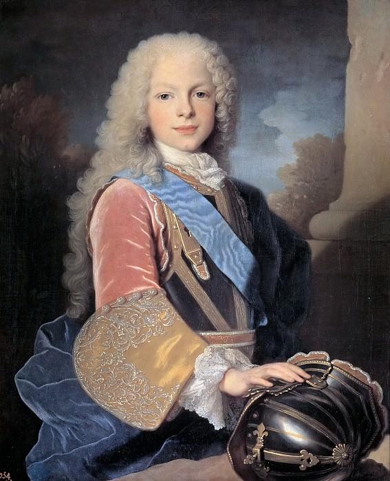 Ранк, Жан -- Фердинанд де Бурбон Савойский, принц Астурийский (будущий Фердинанд VI Испанский). часть 5 Музей Прадо