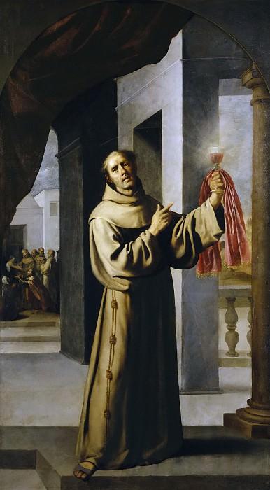 Zurbarán, Francisco de -- San Jacobo de la Marca. Part 5 Prado Museum