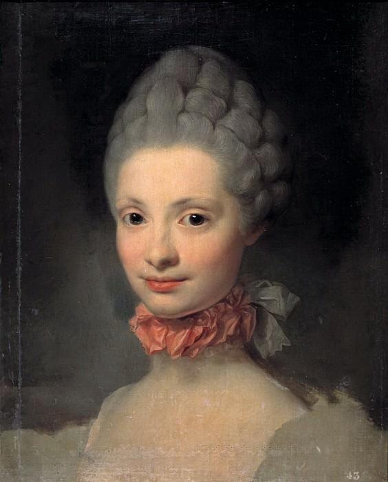Mengs, Anton Rafael -- María Luisa de Parma. Part 5 Prado Museum