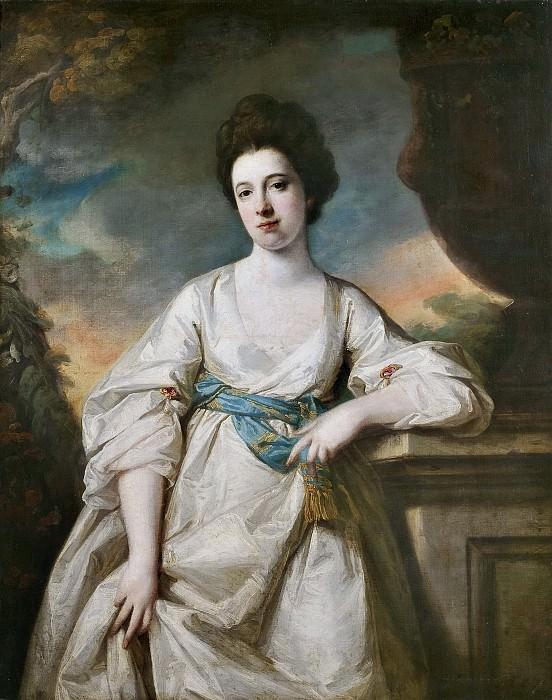 Cotes, Francis -- Anne Sawbridge. Part 5 Prado Museum