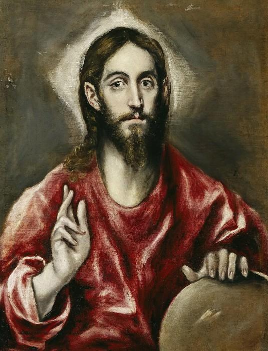 El Greco (y taller) -- El Salvador. Part 5 Prado Museum