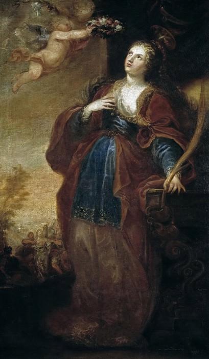 Rizi, Francisco -- Santa Águeda. Part 5 Prado Museum