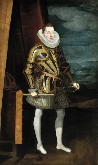 Pantoja de la Cruz, Juan -- Felipe III. Part 5 Prado Museum