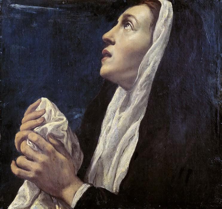 Tristán, Luis -- María Magdalena. Part 5 Prado Museum