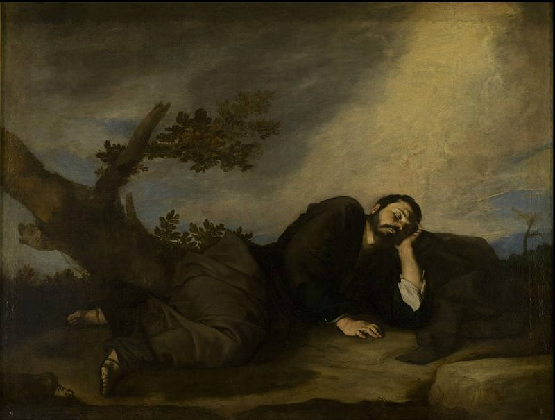 Ribera, Jose de - Jacobs Dream. Masterpieces of the Prado Museum