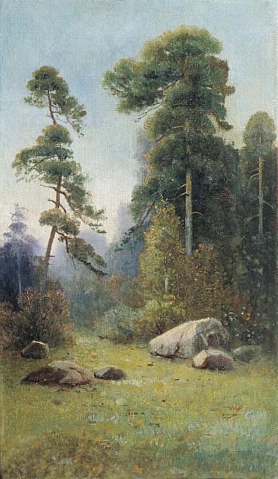 Опушка леса. часть 1 - русских и советских худ Русские и советские художники