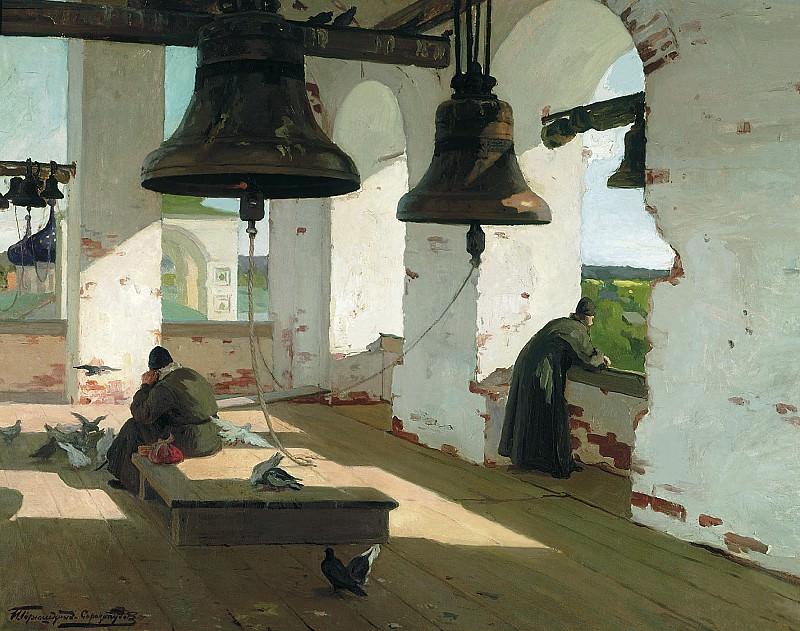 Из прошлого Холст масло. часть 1 - русских и советских худ Русские и советские художники