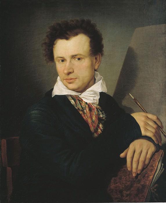Автопортрет 1814. часть 1 - русских и советских худ Русские и советские художники