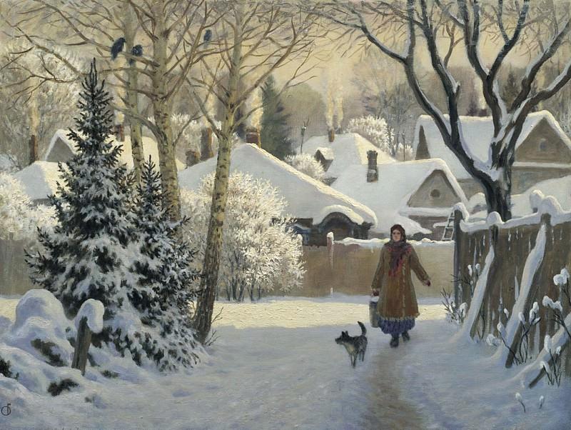 Морозко 2005. часть 1 - русских и советских худ Русские и советские художники