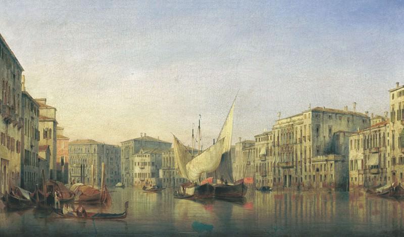 Вид Венеции 1851. часть 1 - русских и советских худ Русские и советские художники