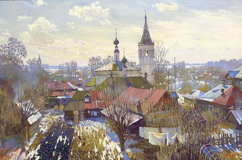 Воскресенье 45x70 2004. часть 1 - русских и советских худ Русские и советские художники