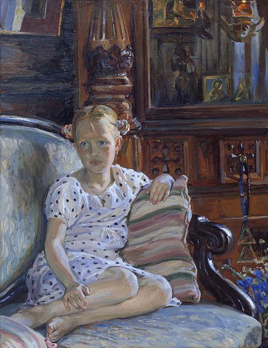 Олечка 90x70 2002. часть 1 - русских и советских худ Русские и советские художники