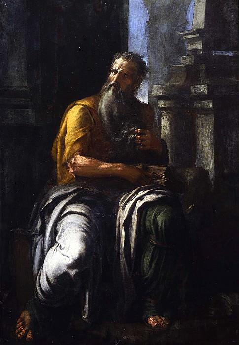 Polidoro Caldara called Polidoro da Caravaggio Allegorical Figure of Astronomy Allegorical Figure of Philosophy 16746 203. часть 4 -- European art Европейская живопись