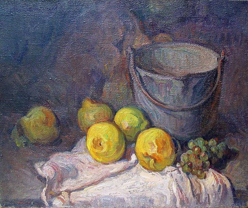 Marcel Arnaud FRUIT STILL LIFE 57659 3306. часть 4 -- European art Европейская живопись