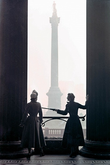 Norman Parkinson New Look National Gallery 1949 32058 184. часть 4 -- European art Европейская живопись