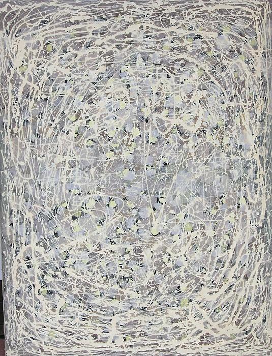 Marc Cavell Composition 31003 1945. часть 4 -- European art Европейская живопись