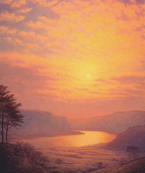 Nicholas Stephen Phillips Morning 25328 2426. часть 4 -- European art Европейская живопись