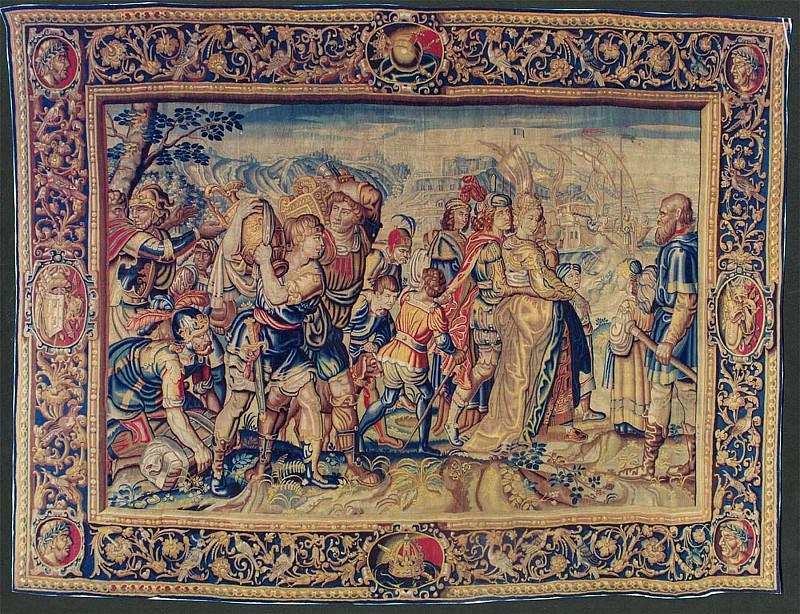N A 36863 1244. часть 4 -- European art Европейская живопись